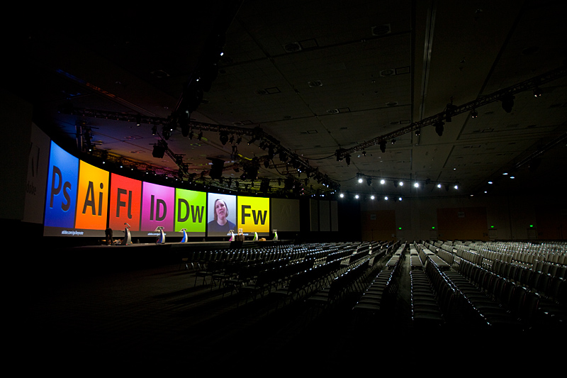 Adobe MAX 08