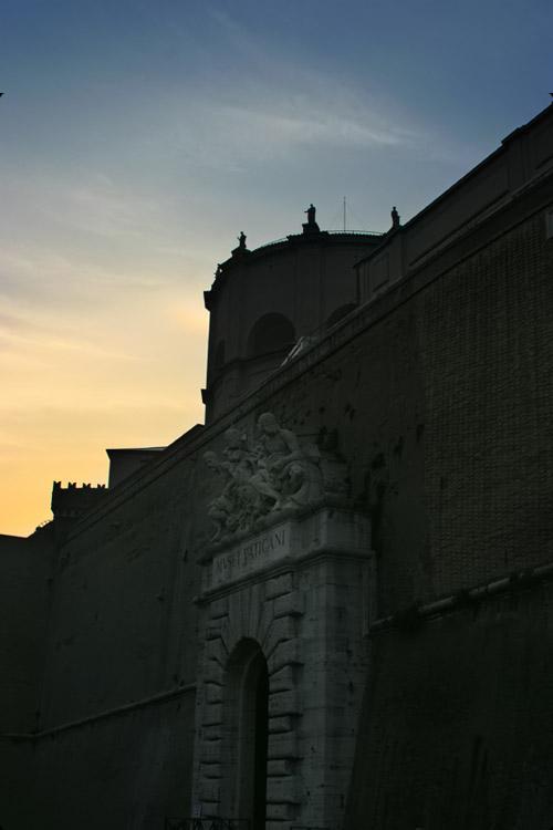 Vatican Dawn