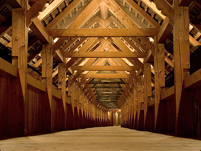 Chapel Bridge 2