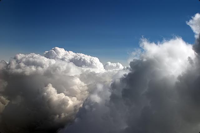 London Clouds