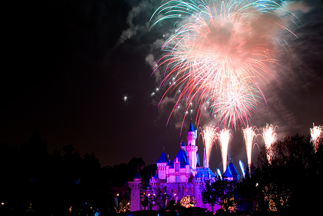 Sleeping Beauty's Castle2