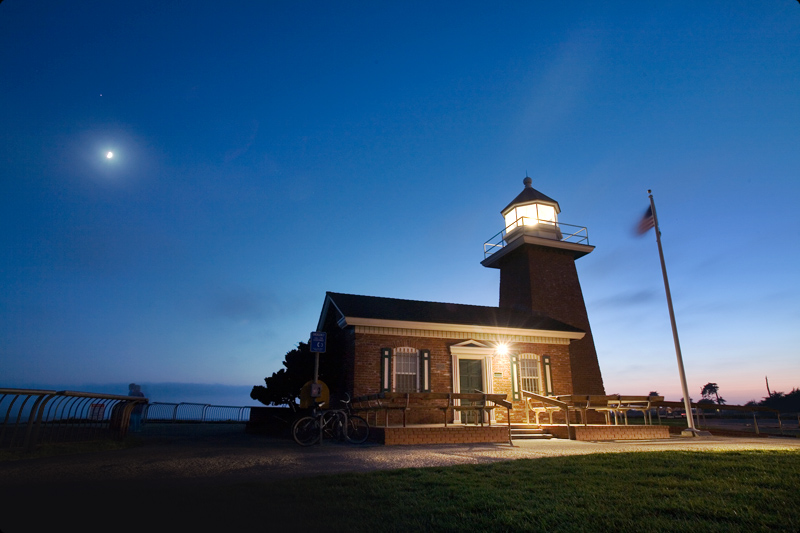 Mark Abbott Memorial Lighthouse