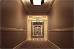 Mandalay Hallway